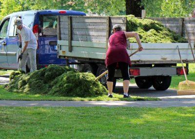 Referenzen Grünpflege