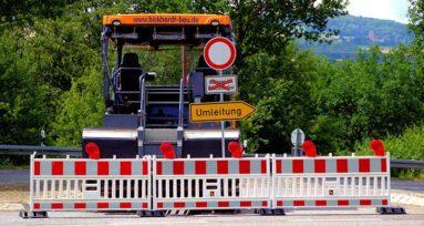 Verkehrsabsicherung vom MR Starnberg